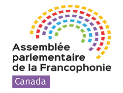 Canadian Branch of the Assemblée parlementaire de la Francophonie Logo