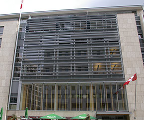 Embassy of Canada in Germany building