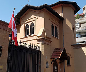 Embassy of Canada to Italy building