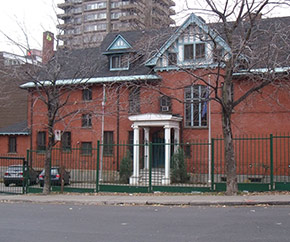 Italian embassy in Canada building