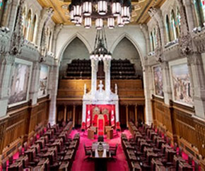 Senate Chamber, Centre Block