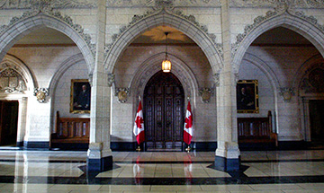 House of Commons Foyer, Centre Block